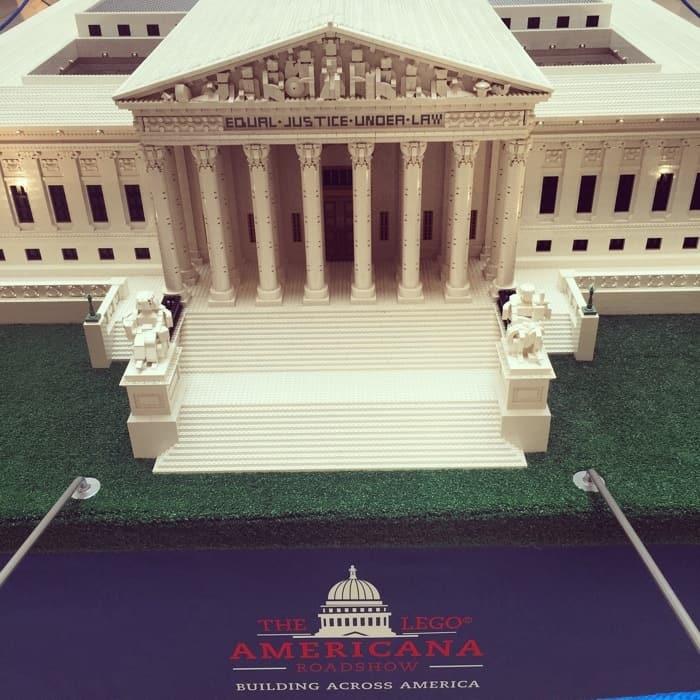LEGO® Americana Roadshow 14