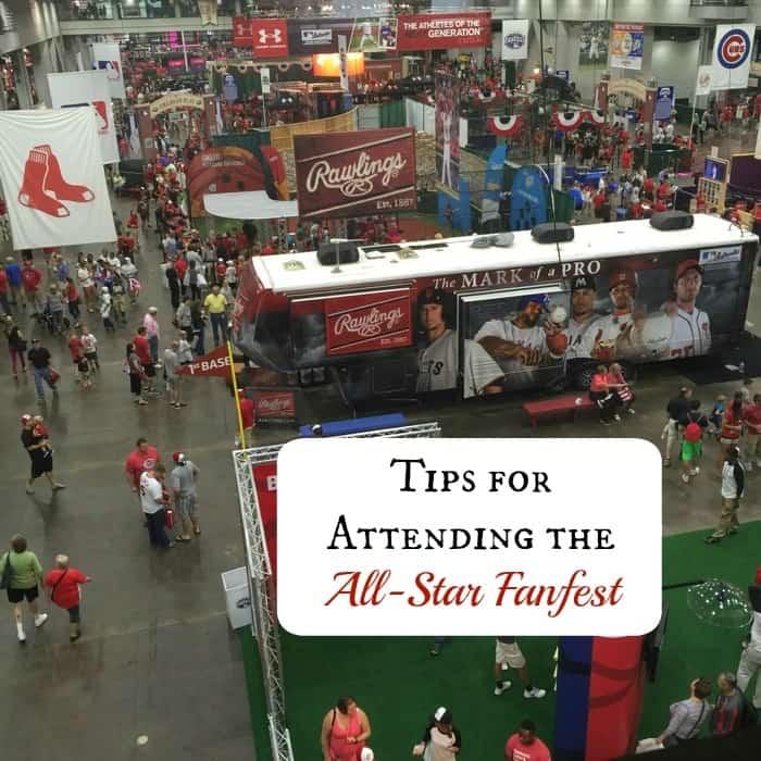 Tips for Attending the All-Star Fanfest