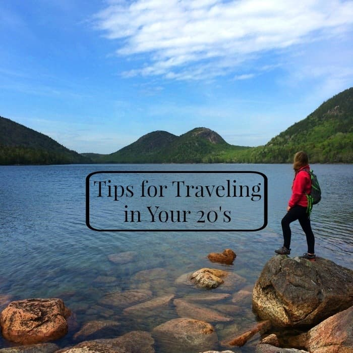 Tips for Traveling in Your 20's