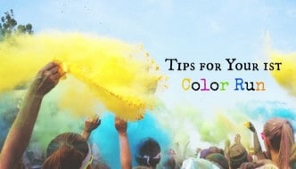 Tips for your 1st Color Run