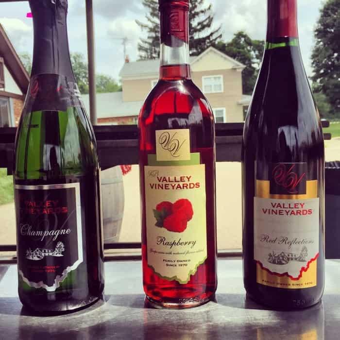 Valley Vineyards 5