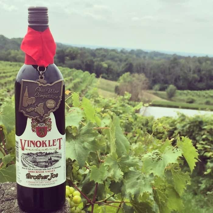 Vinoklet Winery 8