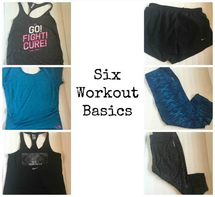 6 Workout Basics