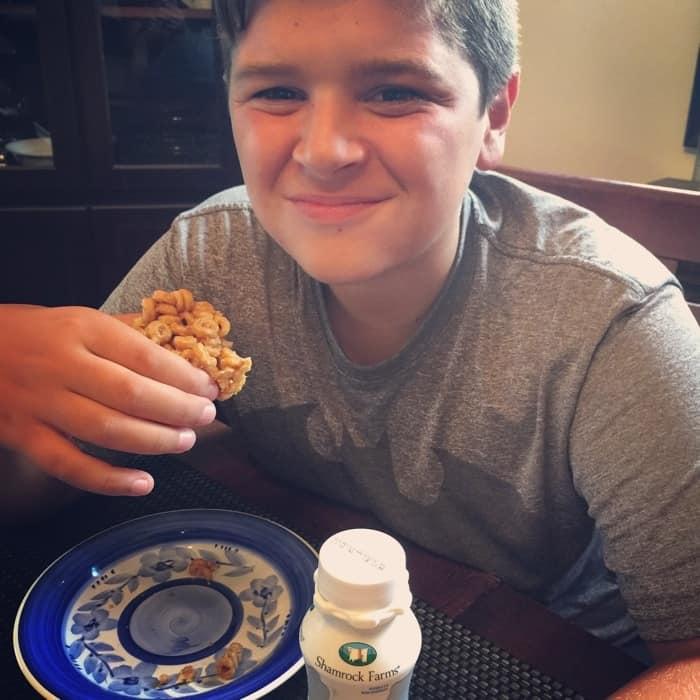 Afterschool Snacks 5