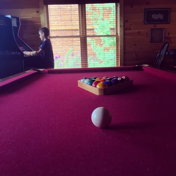 Gatlinburg Falls Resort Game Room
