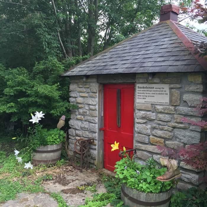 Historic Smokehouse