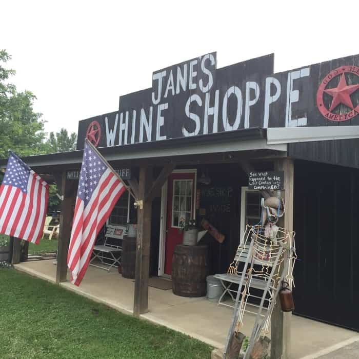 Jane's Whine Shoppe