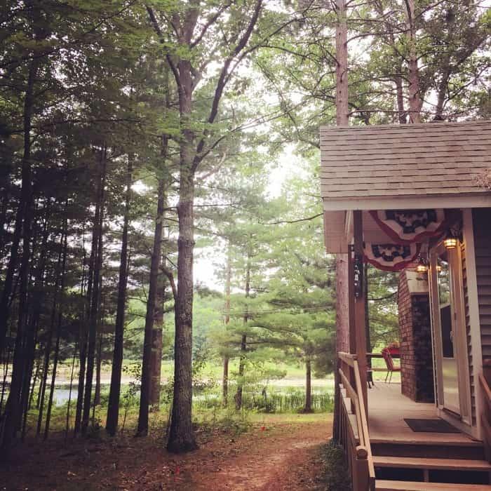 Lake N' Pines Lodge 8