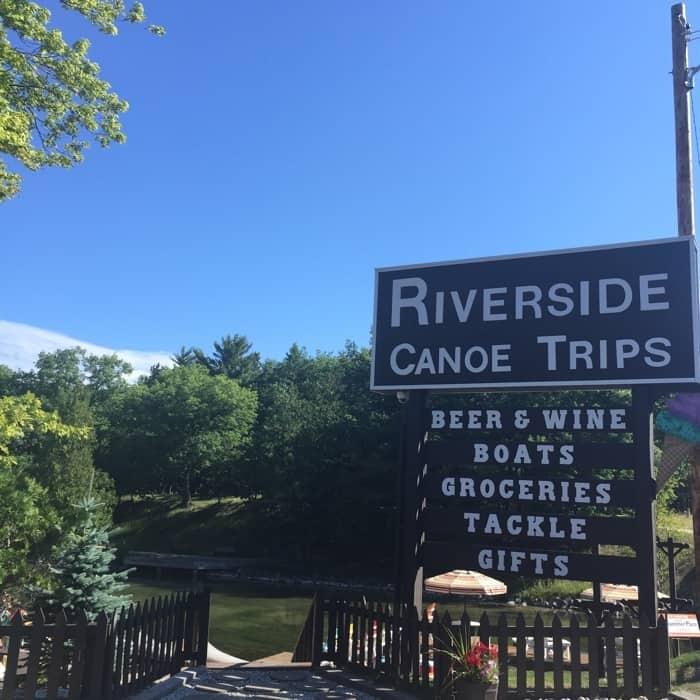 Riverside Canoe 3