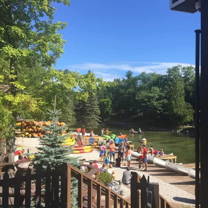 Riverside Canoe 4