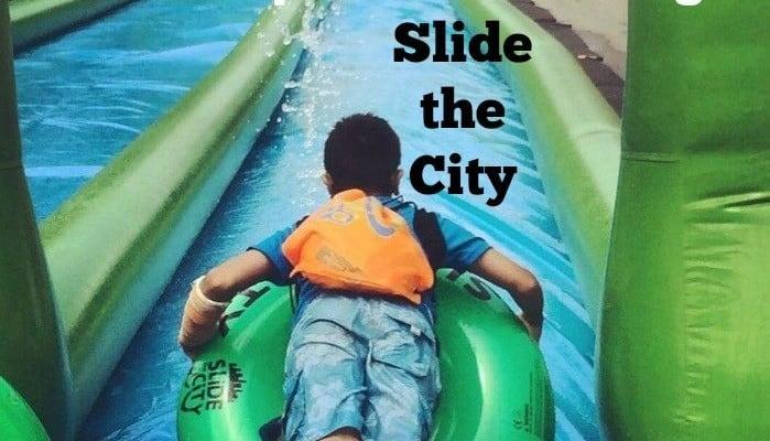 Tips for Attending Slide the City