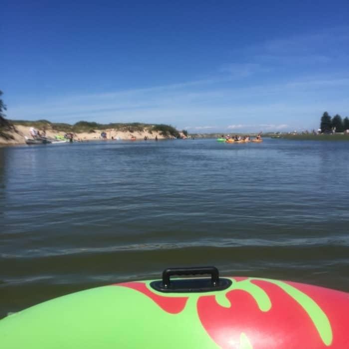 Tubing Platte River 15