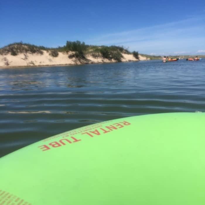 Tubing Platte River 16