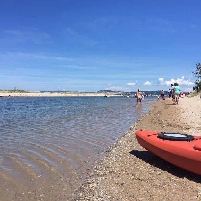 Tubing Platte River 19