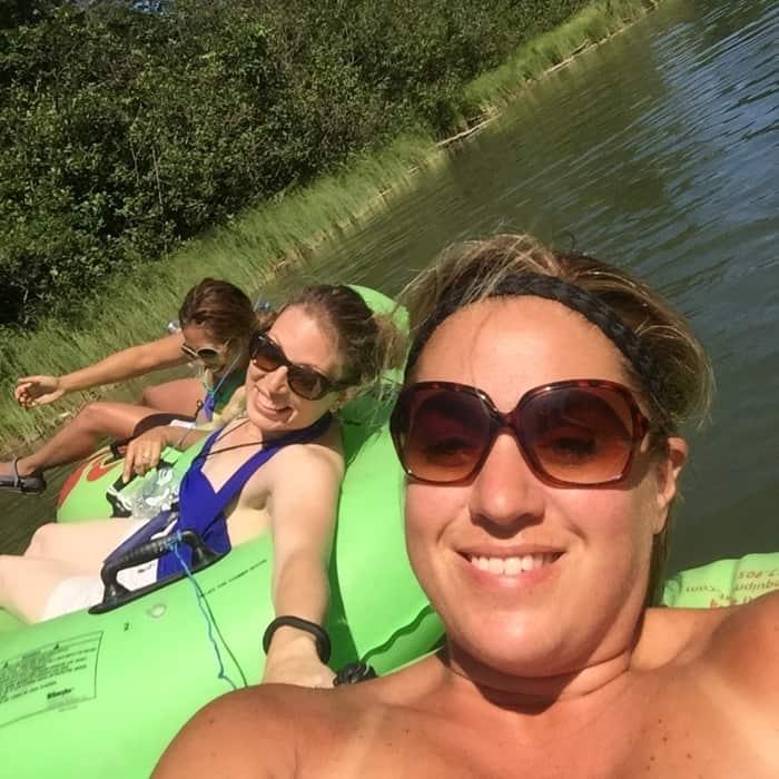 Tubing Platte River 7