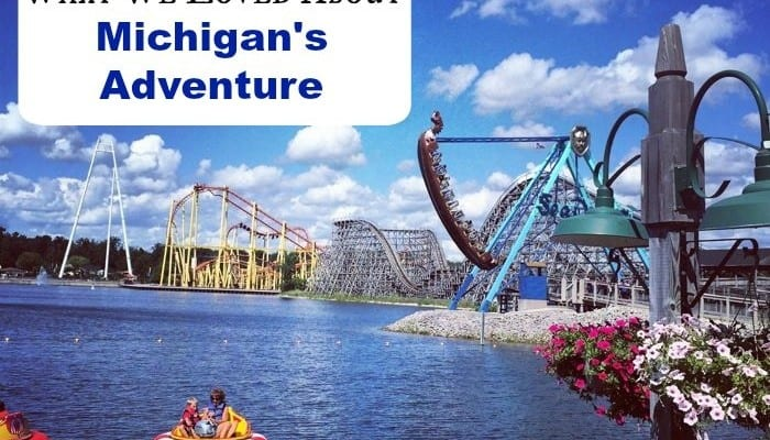 What We Loved About Michigan's Adventure