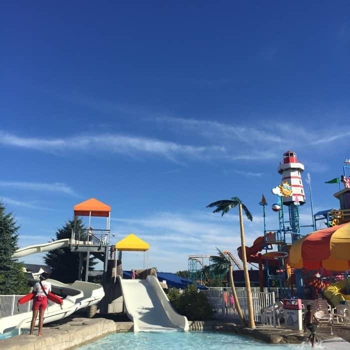 Wildwater Adventure Waterpark 2