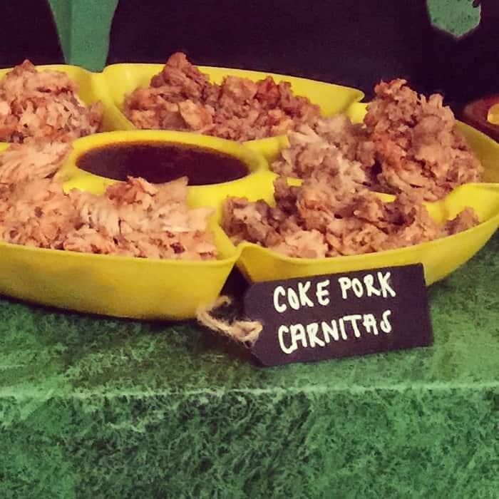 Coke Pork Carnitas