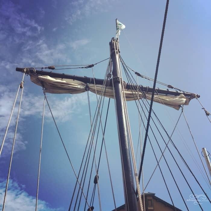 Columbus Ships Replicas 10