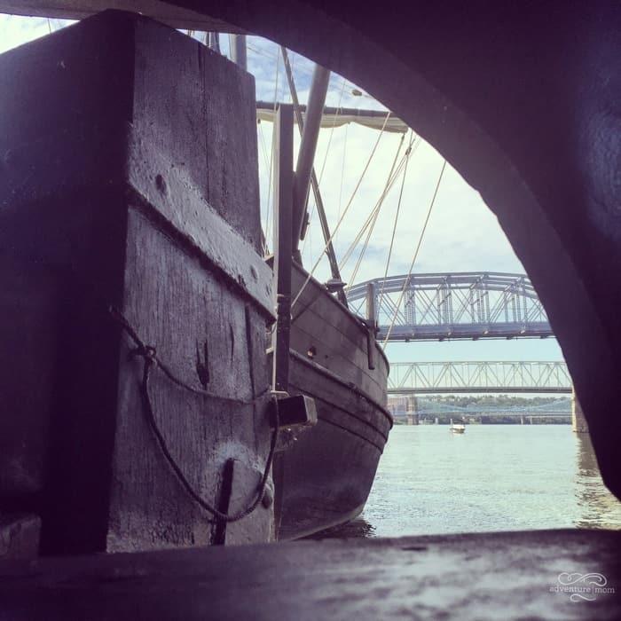 Columbus Ships Replicas 15