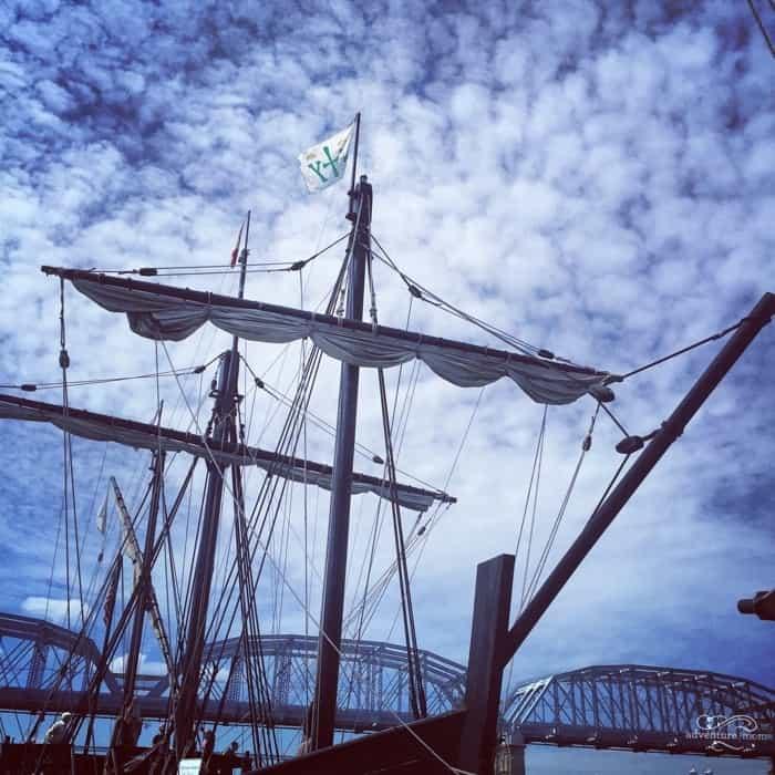 Columbus Ships Replicas 19