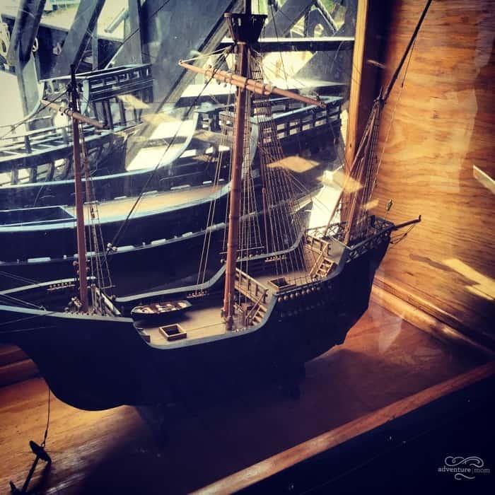 Columbus Ships Replicas 29