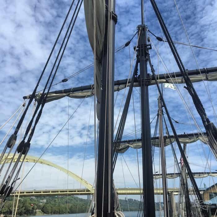 Columbus Ships Replicas 32