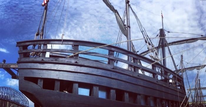 Columbus Ships Replicas 43