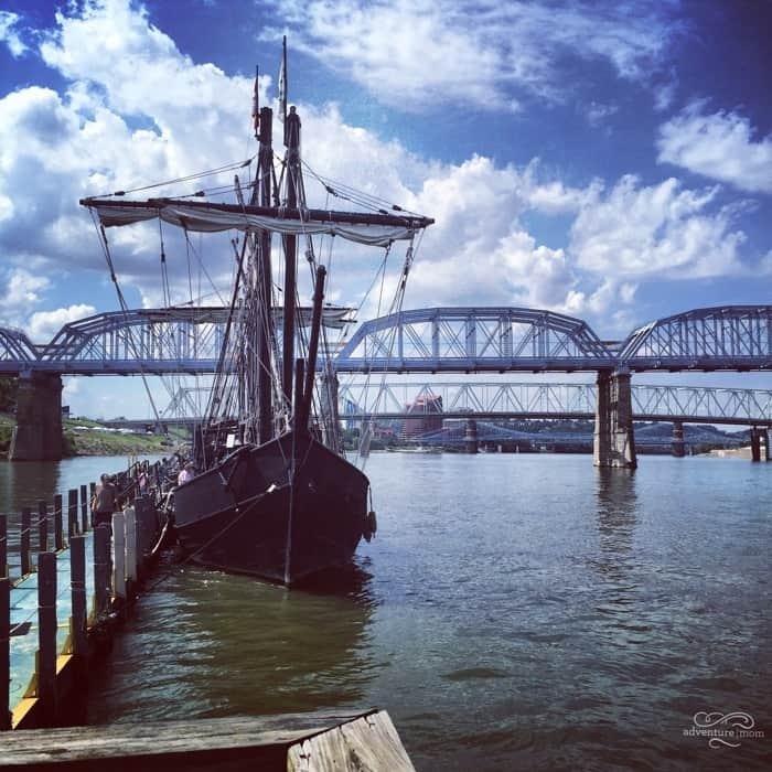 Columbus Ships Replicas 57