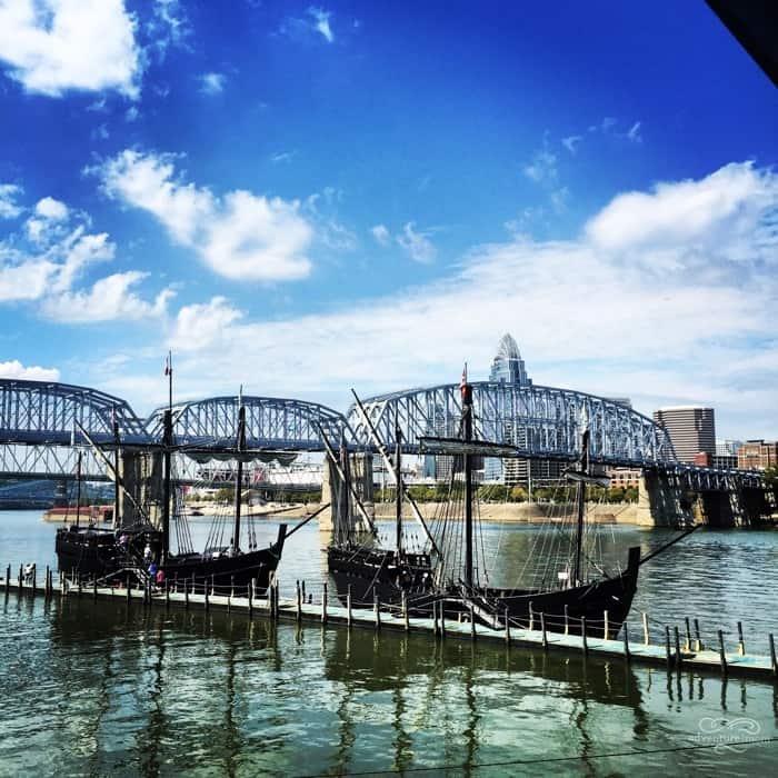 Columbus Ships Replicas 62
