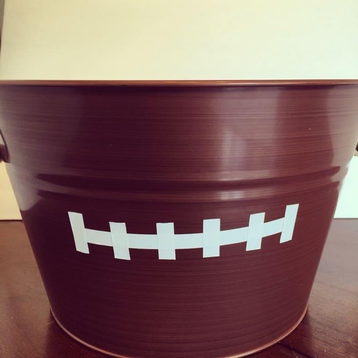 Football Ice Bucket 2