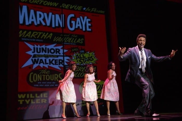 "Motown the Musical CLIFTON OLIVER (Berry Gordy) Clifton Oliver is honored to be a part of the Motown family. Broadway: The Lion King (Simba), In The Heights (Benny opposite Jordin Sparks), Wicked (Fiyero). Nat'l Tours: The Lion King (Simba), Rent (Benny & Collins), Ragtime (Ensemble). Regional: Pal Joey (Arkansas Rep.), Kinky Boots (Lola's standby for Bill Porter), West Coast Tour of The Scottsboro Boys (Charlie/Victoria), Smokey Joe's Cafe (Victor), Godspell (Judas) MUNY. Television: ""Law and READ MORE ? ALLISON SEMES (Diana Ross) Chicago native. B.M. Opera at UIUC, M.M. from NYU-Steinhardt. Broadway credits: Motown the Musical, Florence Ballard & The Book of Mormon, Nabalungi U/S, Swing. Other credits include: The Color Purple National Tour, Dreamgirls, Bubbling Brown Sugar, The Wiz, Candide. I want to thank you Bethany and everyone at Telsey, Renee, my CCC/ KACC/ GIAME families, Momma & Poppa Bear, Emile, QVD, and my friends for the unconditional love and support! READ MORE ? NICHOLAS CHRISTOPHER (Smokey Robinson) Born in Bermuda and raised in Boston, MA. Studied at both The Boston Conservatory and The Juilliard School. 1st National Tour: In The Heights. Off-Broadway: Rent, Hurt Village. Thank you family, friends and SMS for your lurve and support. JARRAN MUSE (Marvin Gaye) A native Jersey boy couldn't be happier living his dream. God is good yall. Broadway/NYC: Motown The Musical, Irving Berlin's White Christmas, Dreamgirls; International Tours: American Idiot, Dreamgirls, Hairspray, 42nd Street. Regional Theater: Marriott Lincolnshire, Portland Center Stage (Will Parker in Oklahoma!), Goodspeed, Fulton Opera Houses, Pittsburgh CLO. Thank you to Mr. GORDY, Charles, and Telsey for this new opportunity to bring Marvin to stage READ MORE ? ERICK BUCKLEY (Ensemble) Broadway/National Tours: Valjean in Les Miserables, Uncle Fester in The Addams Family, Dave in The Full Monty, Piangi in The Phantom of the Opera, Gangster #1 Kiss Me, Kate, Roger in Grease"
