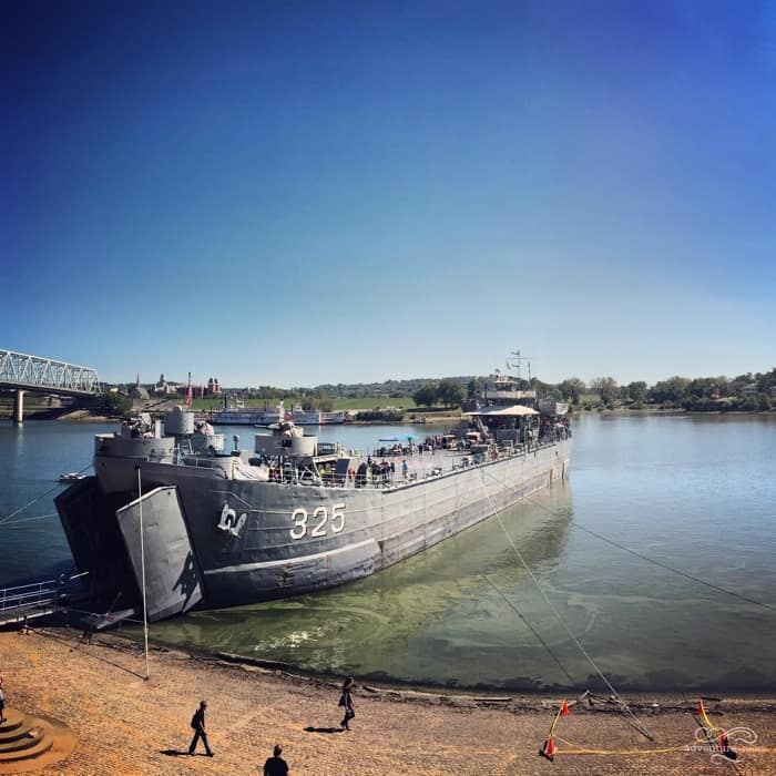 USS LST 325