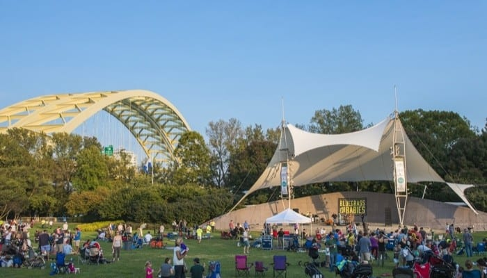Bluegrass for Babies 2015 Tickets and Green BEAN Delivery Giveaway