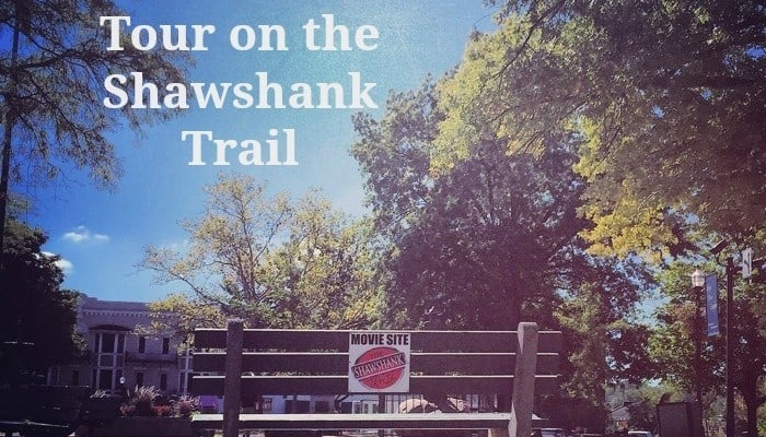 A Self Guided Tour on the Shawshank Trail