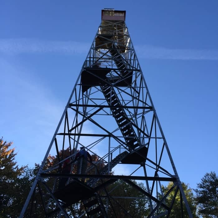 Ash Cave Fire Tower