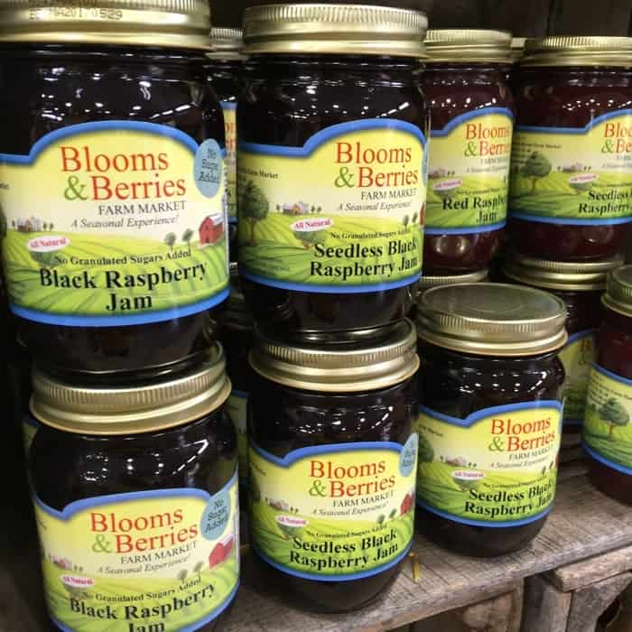 Blooms and Berries Farm Market Jam
