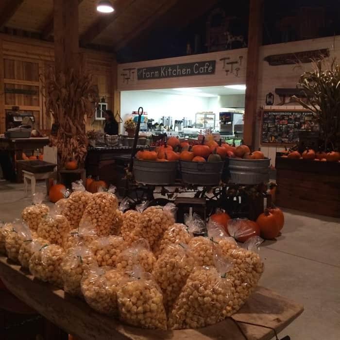 popcorn Bonnybrook Farms