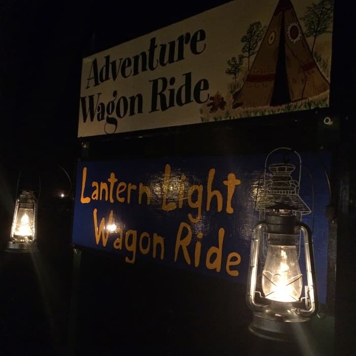 Lantern Light Wagon Ride Bonnybrook Farms