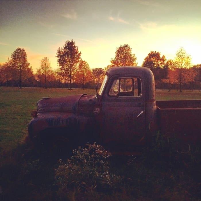 Bonnybrook Farms truck