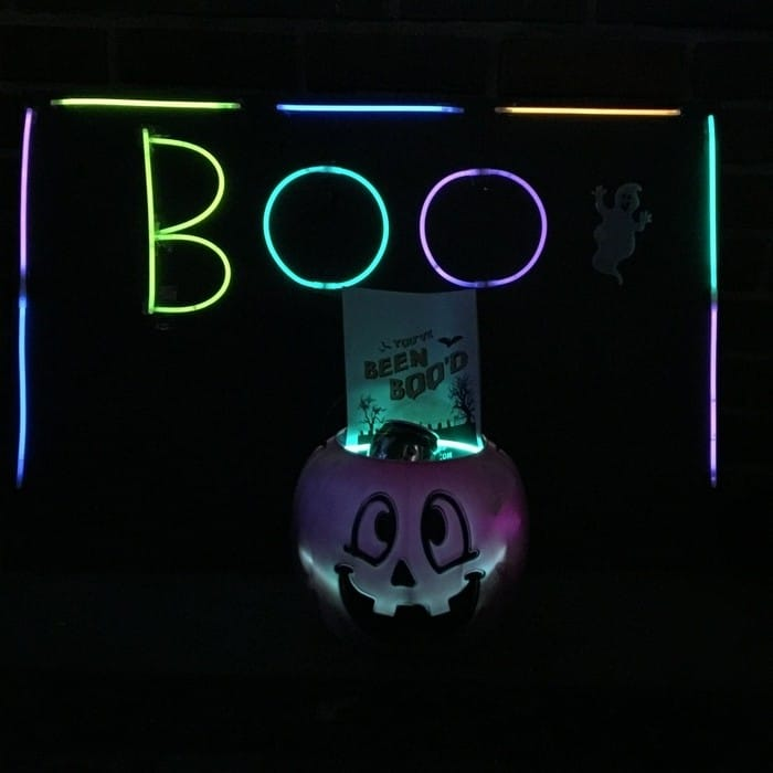 Glow in the Dark BOO Kit 12