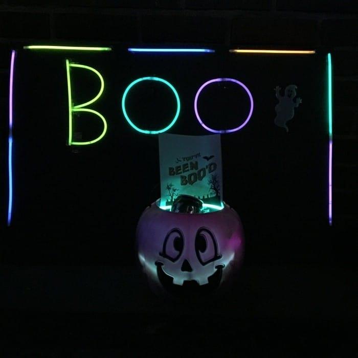 Glow in the Dark BOO Kit 12