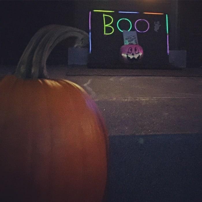 Glow in the Dark BOO Kit 13