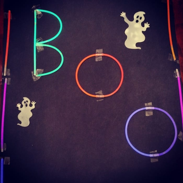 Glow in the Dark BOO Kit 18