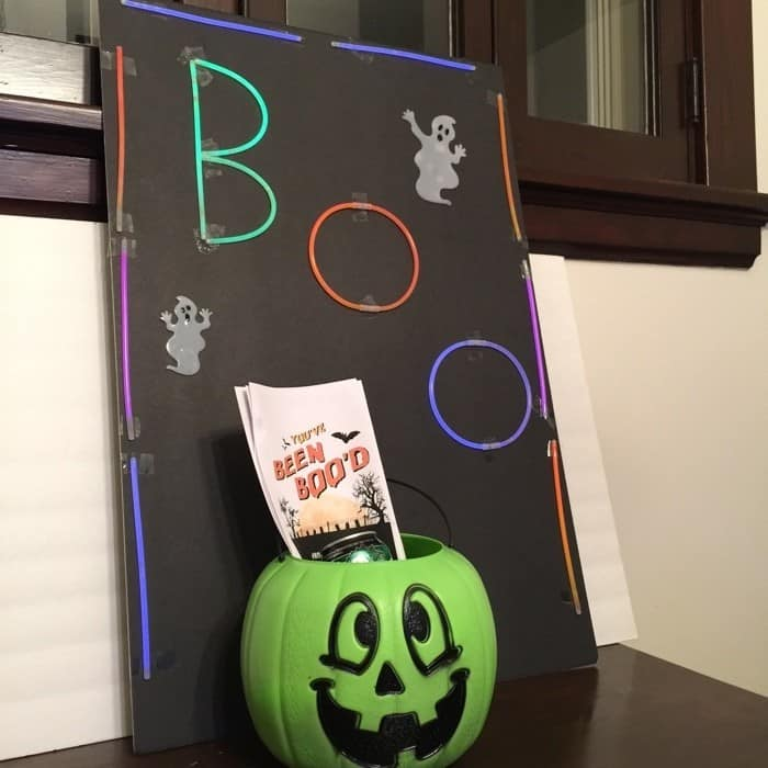 Glow in the Dark BOO Kit 19