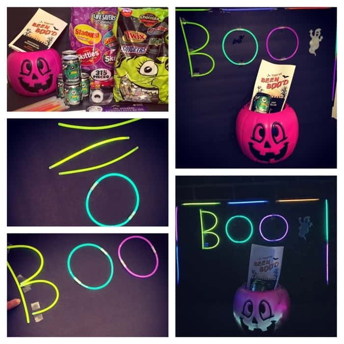 Glow in the Dark BOO Kit 26