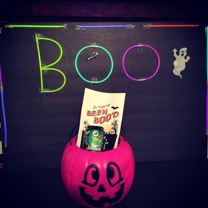 Glow in the Dark BOO Kit 9