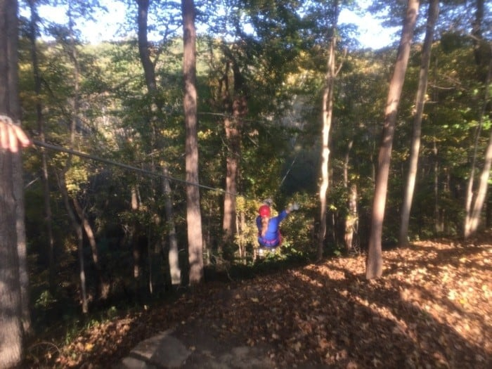 Hocking Hills Canopy Tours 2