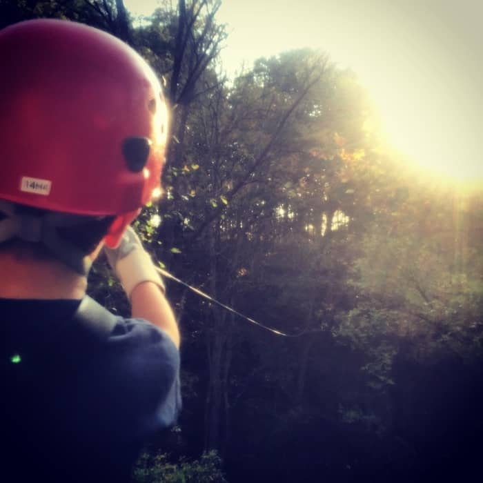 Hocking Hills Canopy tours 3