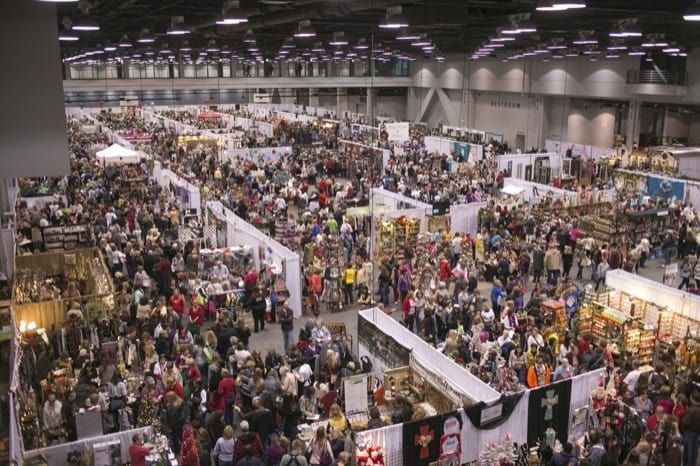 The Greater Cincinnati Holiday Market